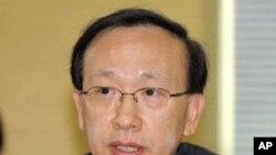 현인택 한국 통일부장관 (자료사진)