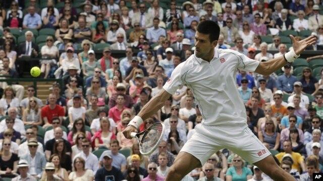 Najveća nada za zlatnu medalju: najbolji teniser sveta Novak Đoković