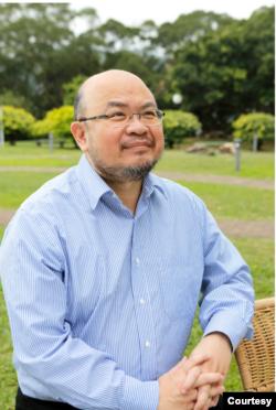 香港中文大学政治与行政学系高级讲师蔡子强