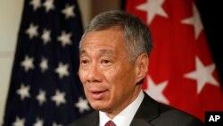 新加坡總理李顯龍