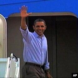 سهرۆک ئۆباما گهشتێـک بۆ ژمارهیهک له وڵاتانی ئاسیای پاسفیک دهکات