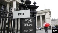 AB İrlanda İçin Kurtarma Paketini Onayladı
