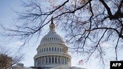 Trụ sở Quốc hội Hoa Kỳ tại thủ đô Washington, ngày 19/11/2011