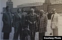 伯恩斯坦率美国出版代表团访问前苏联