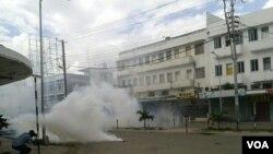 Polisi watawanya maandamano Kenya