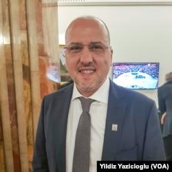 HDP Milletvekili Ahmet Şık