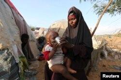 Refugiados somalis