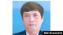 Thiếu tướng Nguyễn Thanh Hóa, 60 tuổi.