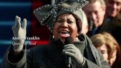 Homenagem a Aretha Franklin