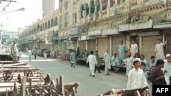 Trgovci u Pakistanu