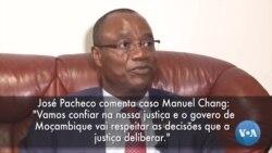 Ministro dos Negócios Estrangeiros de Moçambique comenta caso Chang