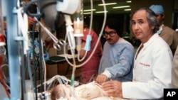 Pionir usađivanja umjetnih srčanih zalistaka dr. Albert Starr