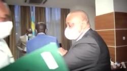 Ministre ya sika ya Bokolongo Dr. Mbungani alaki kobongola mayele ya bokobundisa makono na RDC