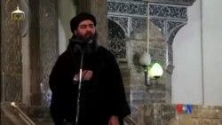 2014-07-06 美國之音視頻新聞: 激進份子網站公佈ISIL領導人視頻