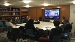Прибуток для сирійських біженців у США - навчання арабської мови. Відео