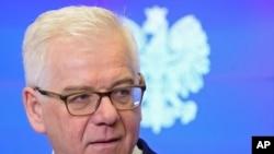 Польський міністр закордонних справ Яцек Чапутович сказав, що деякі держави часом зловживають системою Інтерполу
