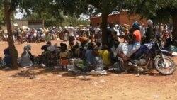 Dure réalité pour les déplacés à Kongoussi