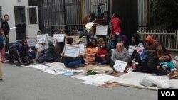مهاجرین افغان در ترکیه