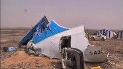 """美英官員:炸彈導致俄羅斯飛機墜毀""""極有可能"""""""