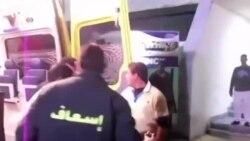 埃及旅遊車爆炸炸死4人