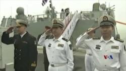 中国引领全球军费增长 亚洲各国设法应对