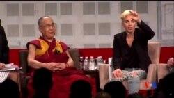 2016-06-28 美國之音視頻新聞: Lady Gaga與達賴喇嘛會面被中國封殺