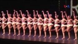 Vũ đoàn Rockettes khiến mùa lễ cuối năm ở New York thêm tưng bừng