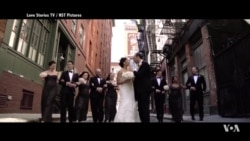 US Wedding Videos Rivaling Hollywood Films Get Own TV Channel
