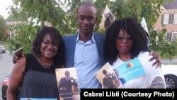 """Cabral Libii : """" Je suis aux Etats Unis pour sensibiliser mes compatriotes de l'étranger. Ils ont un mot à dire"""""""