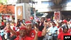 Ngành du lịch Thái Lan lao đao do biểu tình