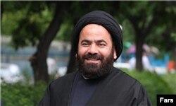 سید حسن آقامیری روحانی فعال در فضای مجازی- آرشیو