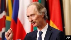 BM Suriye Özel Temsilcisi Geir Pedersen