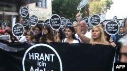 Թուրքիայում անցկացվեց Հրանտ Դինքի սպանության հարցով դատական հերթական նիստը
