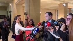 OEA aprueba resolución contra Maduro