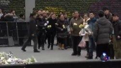上海踩踏事故罹难者家属对当局处理不满
