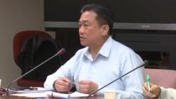 王定宇称台湾入联努力得到了美国的协助原声视频