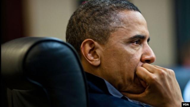Barack Obama dijo que gran parte de su jornada diaria la dedica a lidiar con hechos de guerra, terrorismo, y violencia contra inocentes.