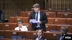 Maykl Maknamara, İrlandiya deputatı