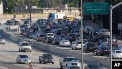 Promet u Los Angelesu