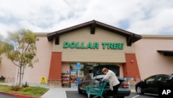 Dollar Tree finished up 8.2 percent at $88.68. The dollar-store chain reported a better-then-expected quarterly profit.