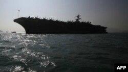 Корабль ВМС США «Карл Винсон»