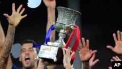 kooxda Barcelona oo Dharbaaxo kulul ku dhufatey Kooxda Inter Milan