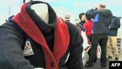 美国奥运赞助商在温哥华美国之家宣传品牌