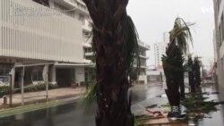 """Наслідки урагану """"Марія"""" в Пуерто-Ріко. Відео"""