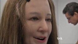 นักวิจัยที่สิงคโปร์พัฒนาหุ่นยนต์สุดล้ำหน้าตาเหมือนมนุษย์จริง