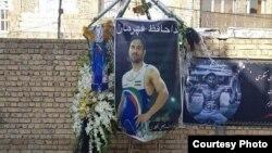 ကြြပ္မ်က္ခံရတဲ့ အီရန္ ခ်န္ပီယံ နပမ္းသမား Navid Afkari
