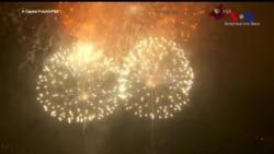 Bağımsızlık Günü Kutlamalarından Renkli Görüntüler
