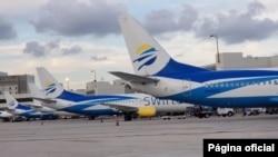 美国航空公司从迈阿密飞往巴哈马首都拿骚的航班