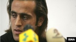 علی کریمی، کاپیتان سابق تیم ملی فوتبال ایران و پرسپولیس تهران