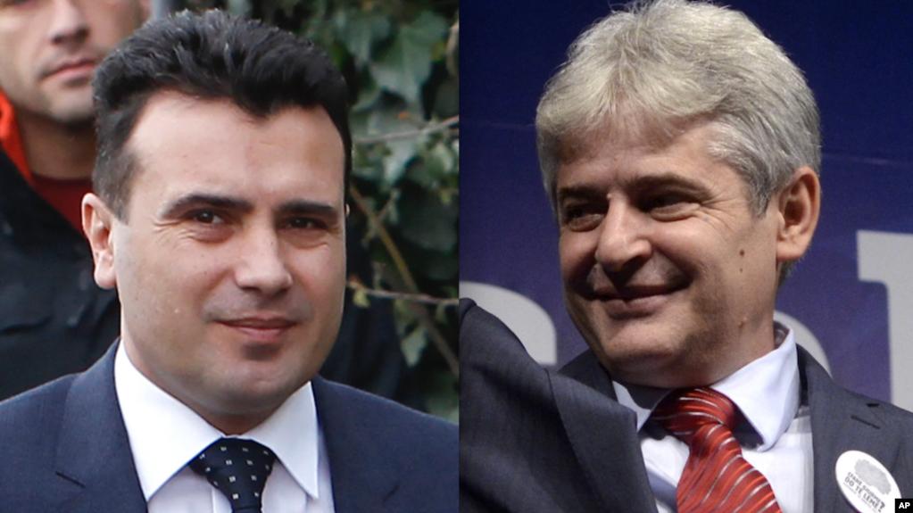Maqedoni: BDI – LSDM pranë marrëveshjes për qeverinë